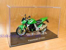 KAWASAKI Z1000 Z-1000 2002 GREEN 1/24 RARE & MINT!!!