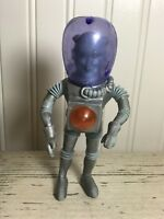 Vintage Colorforms 3-D Alien Electron the Man from Pluto Spaceman 1960's