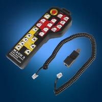 4-Axis USB Manual Remote Controller Handle Wheel f/ Mach3 CNC Engraving Machine