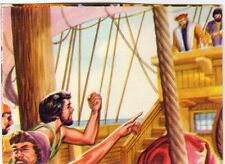 figurina PERSONAGGI FAMOSI DELLA STORIA NUMERO 184 REC
