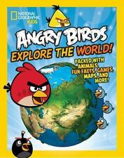 Angry Birds Explore the World!: Packed with Animals, Fun Facts, Games, Maps, and