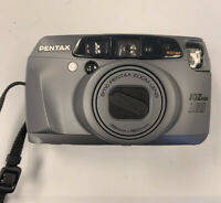 Pentax IQZoom 160 35mm Camera Point And Shoot - Super Condition