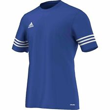 adidas Entrada Jersey Shirt Football Short Sleeves Teams Supplies XL Boy Royal - F50491