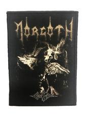 MORGOTH official woven patch CURSED - gewebter Aufnäher - Teutonic Death Metal