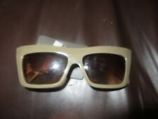 river island mens womens sunglasses brand new with tags brown filter 2 dark tint