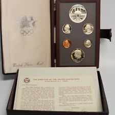 1984 Prestige Us Mint Silver Proof set (Ogp)