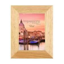 Photo Frame Natural Wood 5x7