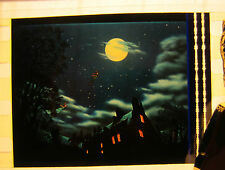 Disney Piece of Movies Peter Pan London Night Sky Flying Peter and Wendy pin LE