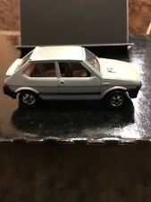 1983 Hot Wheels Fiat Ritmo (gray) 1:64 Scale Made In France