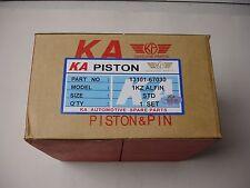 Toyota 1KZ-TE 1KZ Diesel KA Piston Set 13101-67030 STD ALFIN