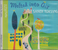 Melted into Air Sandi Toksvig 3CD Audio Book Abridged Comedy Of Errors FASTPOST
