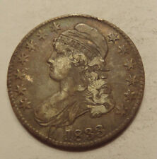 1833 BUST HALF DOLLAR ,  VERY FINE CONDITION