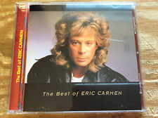 The Best Of Eric Carmen RARE Japan Import Eternal Best! Tested! Works!