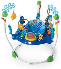 Baby Einstein Neptune's Ocean Discovery Jumper Exercise Gear Education