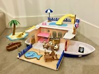 Sylvanian Families Seaside Cruiser -  Boxed - Excellent condition