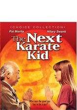 the next karate kid Blu-ray (1994) - HILARY SWANK, Pat Morita, Christopher Cain