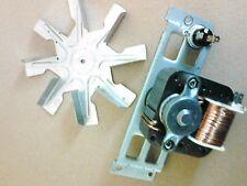 Microwave Fan Motor WB26X10183 AKA WB26X10256 w/fan blade