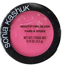 New Sealed Sonia Kashuk Beautifying Blush FLUSHED 51 Cool Pink Full Size !