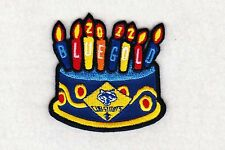 """BSA 2012 """"Blue & Gold"""" Cub Scout Dinner official BSA National issued event Patch"""