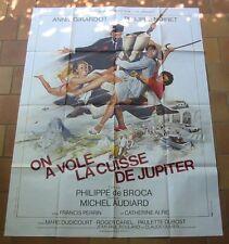 ON A VOLE LA CUISSE DE JUPITER (AFFICHE CINEMA 120x160) GIRARDOT - NOIRET- ALRIC