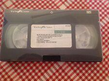 """Bob Marley con Lauren Hill """"trasformare le tue luci giù basso 'PROMO video in VHS"""