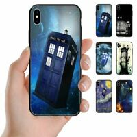 For OPPO Phone Series - Police Box Theme Print Back Case Mobile Phone Cover