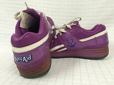 GUC Men's VTG REEBOK Classic Purple KOOL-AID Lace Sneaker Size 6 251263 Shoes