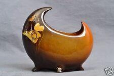 Owens Pottery Utopian Iris Moon Vase #072, 1896-1907