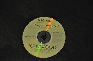 KENWOOD KPG-66D Programming software for TKR-750, TKR-850