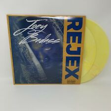 Joey Badass - Rejex Vinyl Record LP Yellow Variant