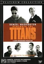Remember the Titans  - DVD - NEW Region 4, 2