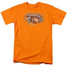 Chevrolet Chevy GREENBRIER CORVAIR SPORT WAGON Men's Cotton Shirt, Size: SM-5XL