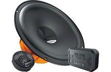 "Hertz DSK165.3 Dieci Series 6-1/2"" component speaker system"