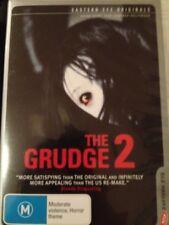 The Grudge 2 (DVD, 2005-(eastern eye original)-REGION 4-Brand new-Free postage