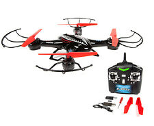 X11 RC DRONE QUADCOPTER 4 CHANNEL STUNT 2.4GHZ SPY 6 AXIS FLYING UFO AIRCRAFT