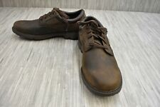 Rockport Storm Surge Plain Toe Oxford A13717 Casual Shoes, Men's Size 9M, Brown