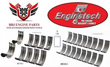 ENGINETECH DODGE CHRYSLER MOPAR 361 383 400 ROD AND MAIN BEARINGS 1958 - 1978