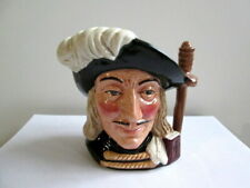Medium Vintage Royal Doulton Toby Aramis