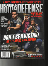 PERSONAL & HOME DEFENSE MAGAZINE,   2017 GUN BUYER'S  ANNUAL GUIDE    # 201