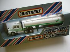 Matchbox Convoy CY17 Delivery Box Truck - Diet 7up