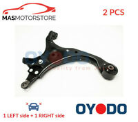 LH RH TRACK CONTROL ARM PAIR FRONT OUTER LOWER OYODO 30Z0370-OYO 2PCS P NEW