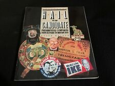 VINTAGE PRICE COLLECTORS GUIDE book - 1992 HALL TO CANDIDATE - POLITICAL ITEMS