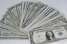 50 1935 1935-E 1935-F 1935-G Silver Certificates w/5 Star Notes $50 20612