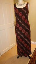 Beautiful LAURA ASHLEY Embellished Beaded Embroidered Maxi Dress Size 12