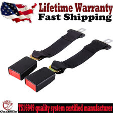 "2 Car Seat 14""Seatbelt Safety Extender Belt Extension 14 inch for Toyota Tacoma"