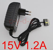 15V 1.2A Charger Power Adapter For Asus Eee Pad Transformer TF201 TF101 TF300T