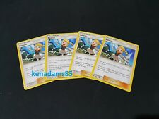 4 x Pokemon SM6 Forbidden Light Bonnie Trainer Cards 103/131