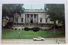 Georgia GA Atlanta Grant Park Cyclorama Building Postcard Old Vintage Card View