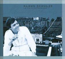 La Vie Electronique, Vol. 7 [Digipak] by Klaus Schulze (CD, Jul-2010, 3 Discs, MIG (Made In Germany))