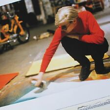 ANDY WARHOL IN THE FACTORY GICLEE ART PRINT POSTER LITHOGRAPH WARHOL FOUNDATION
